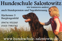 Hundeschule Pension Salostowitz