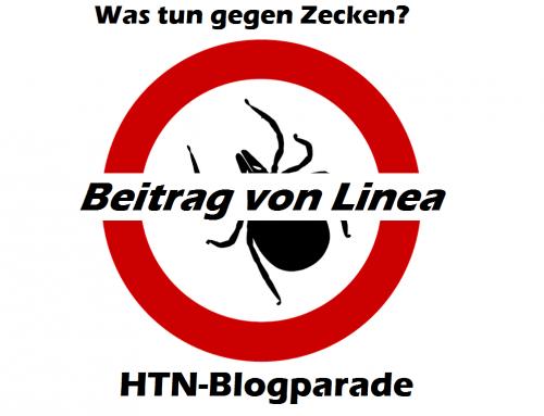 Zeckenbisse vermeiden – Beitrag zur Blogparade von Linea Muhsal